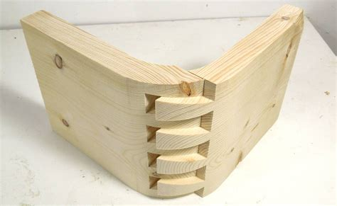 dovetail woodworking oregon woodworker by andy margeson tails but no pins