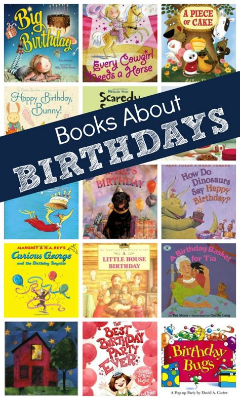 birthday picture books birthday books fantastic learning