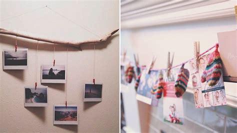 decoracion habitacion con fotos ideas para decorar con fotos sin marco
