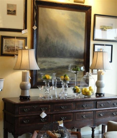 dining room framed dining room sideboard decorating ideas with abstract