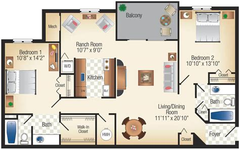 houses with two master bedrooms dual master suite ranch home plans