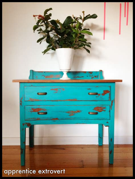 diy antique chalk paint apprentice extrovert before and after vintage dresser