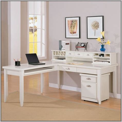 office desk with hutch l shaped best 25 l shaped desk ideas on l shaped