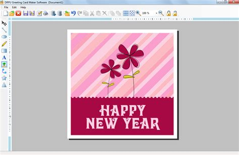 greeting card make greeting card software designing personalized postcards
