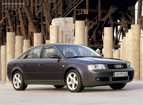 2001 Audi A6 by Audi A6 Specs Photos 2001 2002 2003 2004