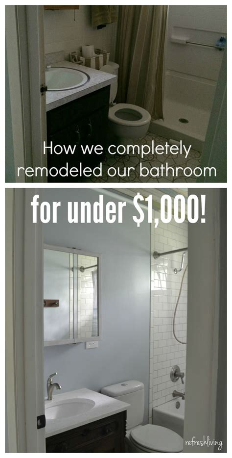 small bathroom renovation ideas on a budget best 25 budget bathroom remodel ideas on