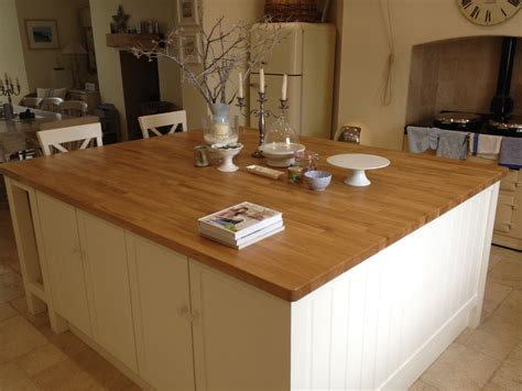 kitchen island worktops uk oak island worktop 2 hartwood timber
