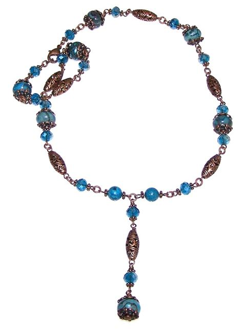 kit to make jewelry picassos mystery necklace beaded jewelry kit