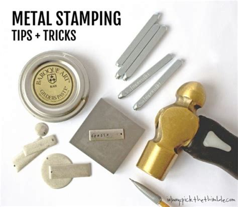 jewelry techniques for metal learn some great tips and tricks on how to metal st for