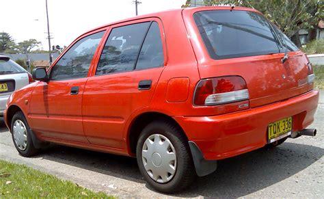 Daihatsu Charade by Daihatsu Charade Hatch Car Interior Design