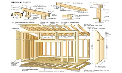 shed home plans simple shed plans for beginners simple shed plans shed