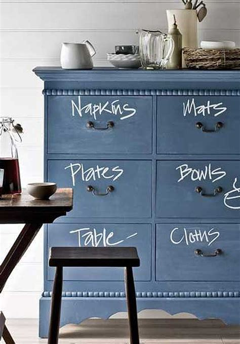 diy paint with chalk diy chalkboard paint a chest of drawers the style files