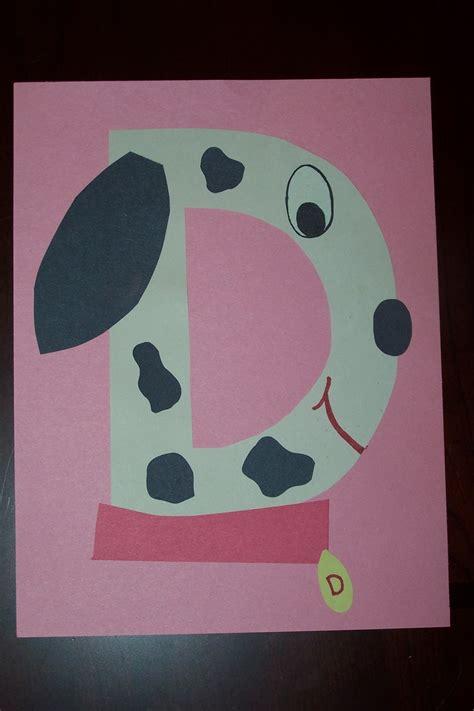 letter a crafts for letter d crafts for preschool preschool and kindergarten