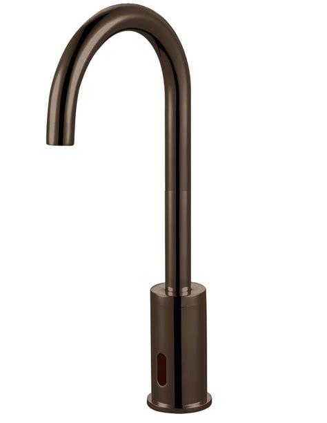 rubbed bronze sensor faucet bathroom and kitchen faucet
