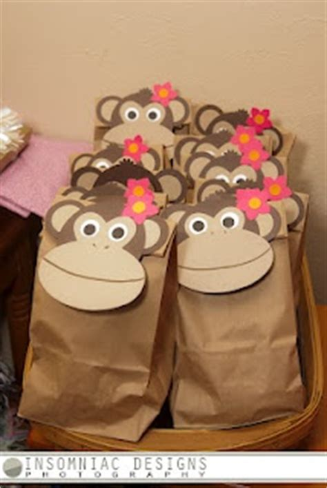 paper bag monkey craft monkey craft idea for crafts and worksheets for