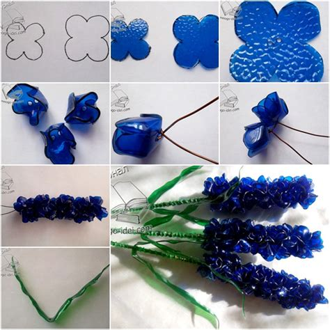 diy plastic how to diy beautiful hyacinth bouquet from plastic bottles