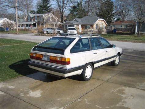 manual cars for sale 1987 audi 5000cs windshield wipe control 1988 audi 5000cs quattro avant german cars for sale blog