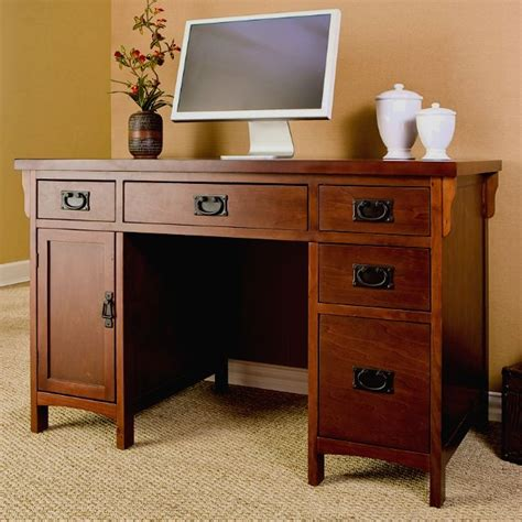 mission style desks for home office office furniture mission furniture craftsman furniture
