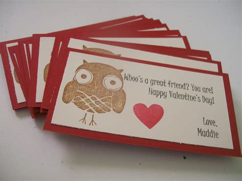 make valentines day cards s day cards must make hoot hoot
