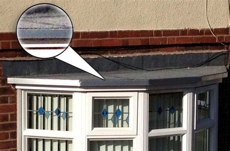 Bow Window Construction Detail bay window roof replacement choices lead fibreglass