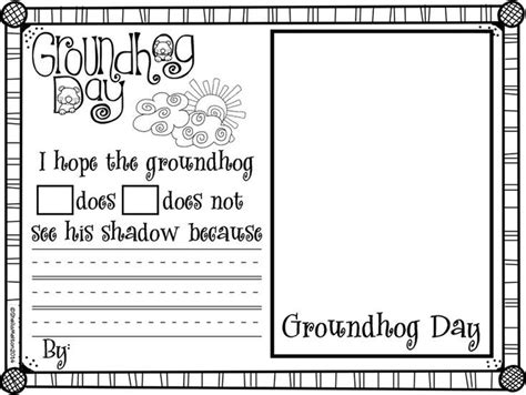 groundhog day activities 78 images about groundhog day on mini books