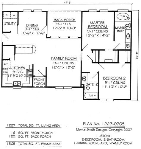 two bedroom plan design home design two bedroom house plans