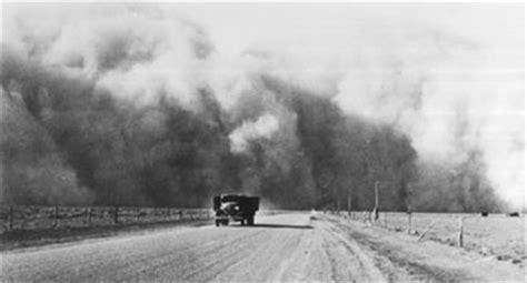black blizzard dust bowl photographs