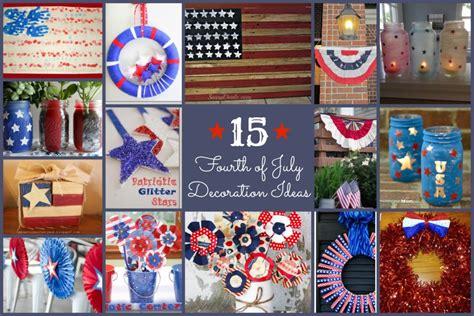 4th of july decorations 4th of july decoration ideas family journal