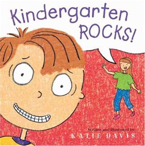 picture books for kindergarten back to school books