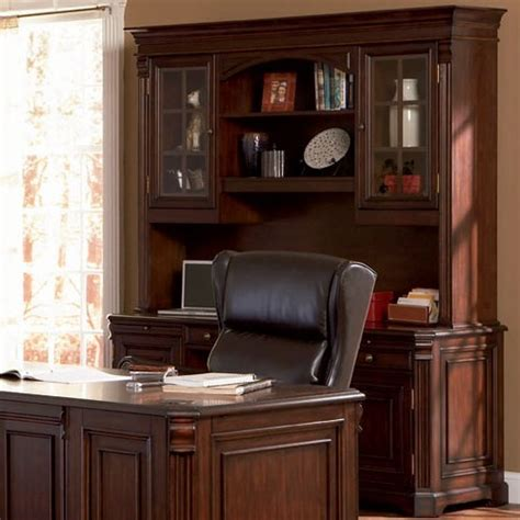 desk and credenza home office executive home office credenza desk with storage shelves
