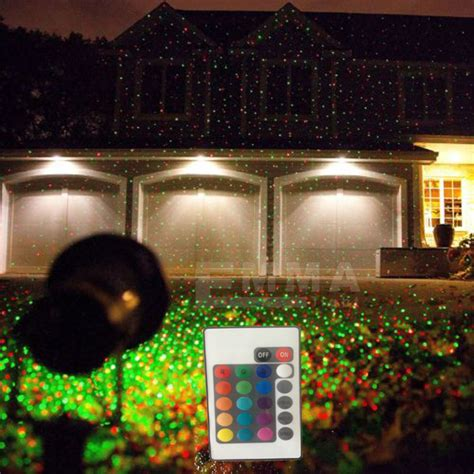 home light show modern outdoor indoor gobos green laser