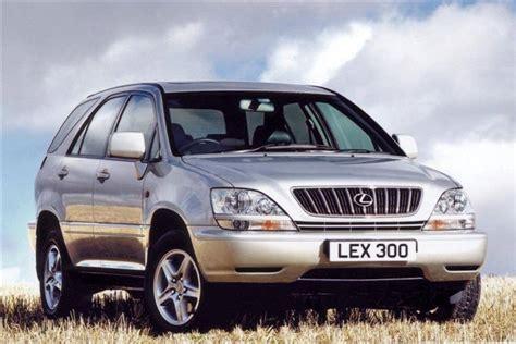 2000 Lexus Rx300 by Lexus Rx 300 2000 2003 Used Car Review Car Review