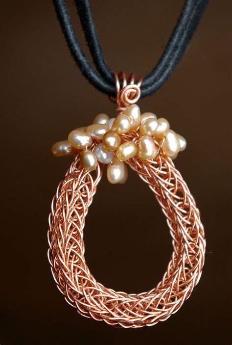 viking knitting wire jewelry best 25 viking knit ideas on viking knit