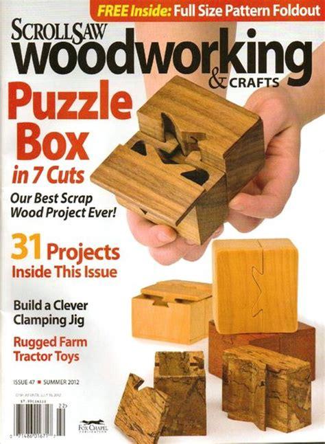 scroll saw woodworking and crafts magazine woodworking hobby magazine tukang kayu kaya