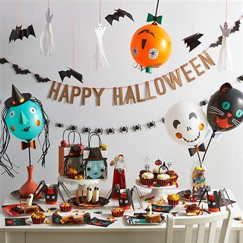 decoracion de hallowen 10 decoraciones para halloween que puedes hacer con globos
