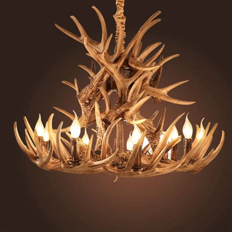 resin antler chandelier popular resin antler chandelier buy cheap resin antler