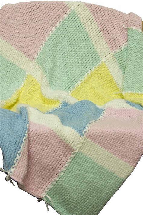 loom knitting patterns blanket knifty knitter blanket and afghan patterns