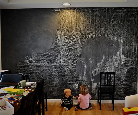 chalkboard paint on wall chalkboard wall paint dudeiwantthat