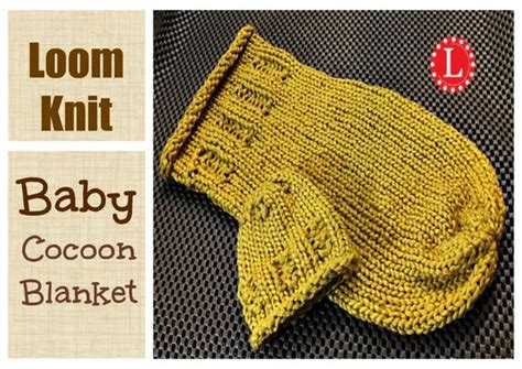 loom knit baby cocoon the world s catalog of ideas