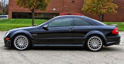 2008 Mercedes Clk63 Amg Black Series by 2008 Mercedes Clk63 Amg Black Series Benztuning