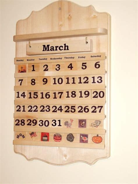 woodworking calendar the 25 best ideas about wooden calendar on