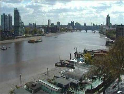 web cam london albert bridge river thames london webcam in london