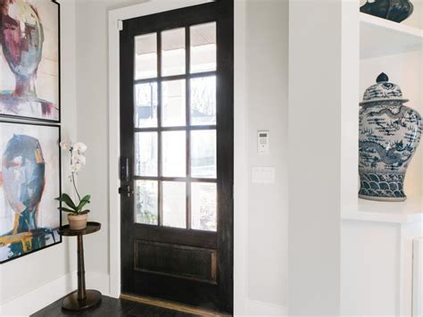 front door hgtv home entry form pictures of the hgtv smart home 2016 entry powder room
