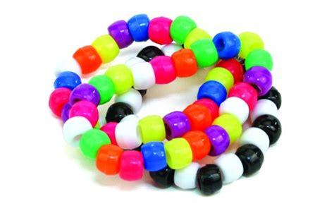 pony bead crafts pony bead bracelets a c