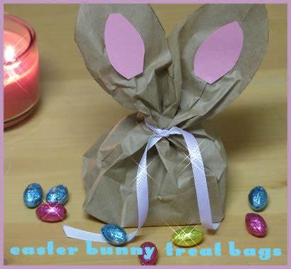 paper bag bunny craft paper bag easter bunny craft kidpep
