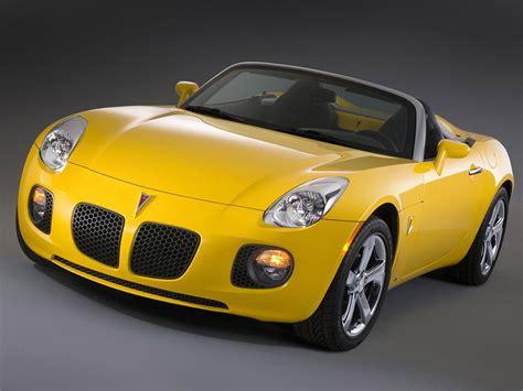 Pontiac Sport Cars by Pontiac Solstice Images