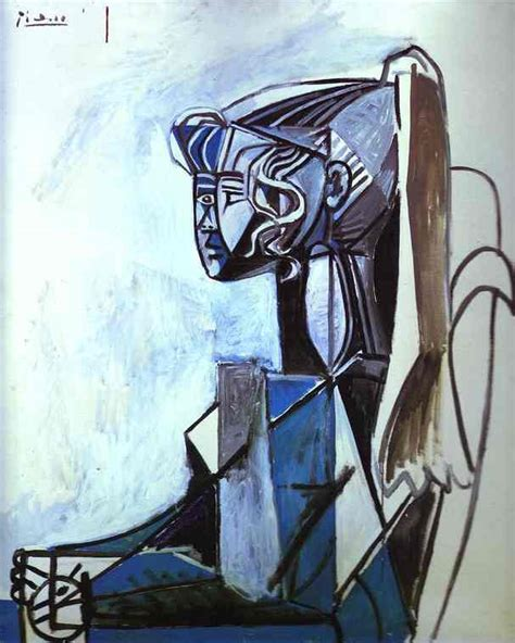 picasso paintings the with the ponytail a pablo picasso gallery 12 16 10