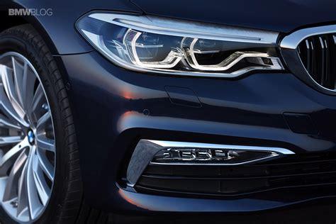 Adaptive Headlights Bmw by 2017 Bmw 5 Series Will Adaptive Led Headlights As