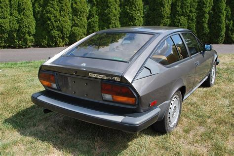 Alfa Romeo Gtv6 For Sale by 1981 Alfa Romeo Gtv6 For Sale 1874242 Hemmings Motor News