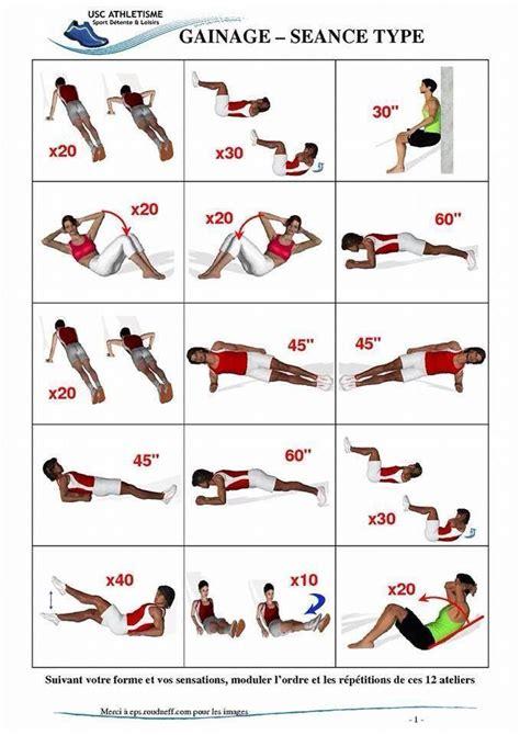 exercices pour perdre des poign 233 es d amour fitness motivation
